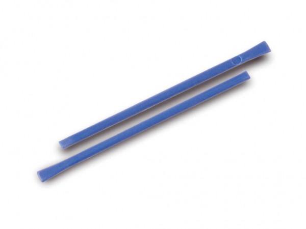 Plastik Spatel klein blau