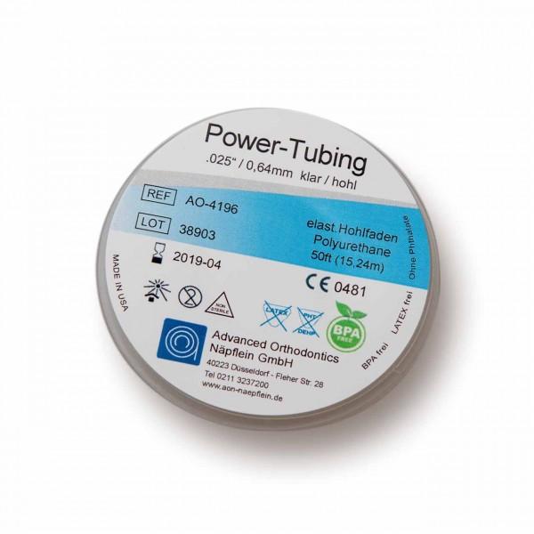 PowerTubing - elastischer Hohlfaden